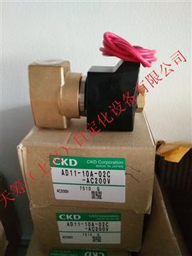 日本CKD电磁阀AD11-10A-02C