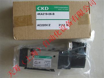日本CKD电磁阀4KA219-06-B