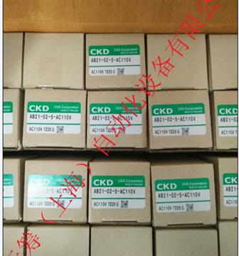 日本CKD电磁阀AB21-02-5-AC100V