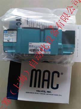 美国MAC电磁阀82A-DC-000-TM-DDAP-1DA